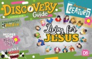 D6: Discovery Kids Devotional Guide, Spring 2019