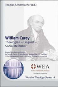 William Carey: Theologian, Linguist, Social Reformer