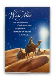 Wisemen, Treasure of Heaven Cards, Pack of 18