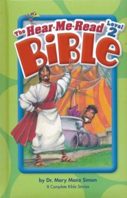 The Hear Me Read Bible: Level 2