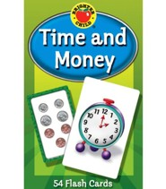 Brighter Child Time and Money Flash Cards