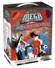 MEGA Sports Camp: FUNdamentals Starter Kit - My Healthy Church VBS 2019