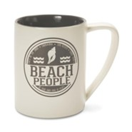 Beach People Mug