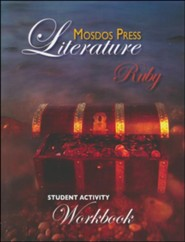 Mosdos Press Grade 4 (Ruby) Literature/Reading Curriculum  Student Workbook