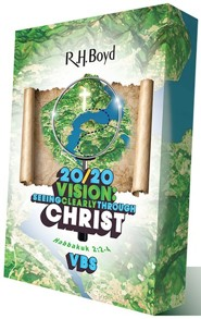 20/20 Vision Introductory Kit Bag - R.H. Boyd VBS 2020