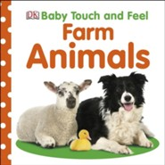 Baby Touch and Feel: Farm Animals