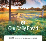 2021 Our Daily Bread Wall Calendar