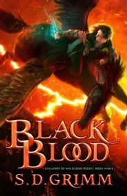 Black Blood: Children of the Blood Moon #3