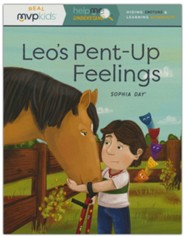 Leo Unbridles His Pent Up Emotions: Hiding Feelings & Learning Authenticity