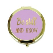 Be Still and Know, Compact Mirror