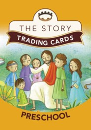 The Story Trading Cards: For Preschool, Pre-K through   Grade 2