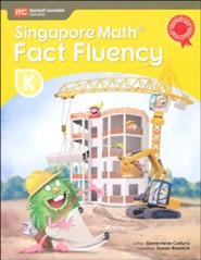 Singapore Math Fact Fluency Grade K