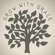 Grow with Grace Coaster