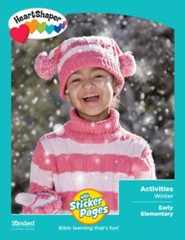 HeartShaper: Early Elementary Activities, Winter 20-21