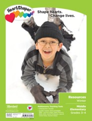 HeartShaper: Middle Elementary Resources, Winter 20-21