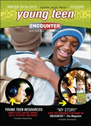 Encounter: Young Teen Student, Winter 2018-19