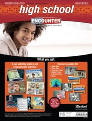 Encounter: High School Resources, Winter 2018-19