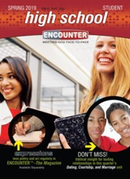 Encounter: High School Student, Spring 2019