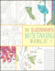 HCSB Illustrator's Notetaking Bible, Softcover
