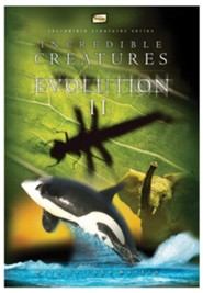 Incredible Creatures That Defy Evolution 2, DVD