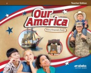 Abeka Grade 2 Our America History/Geography Reader Teacher's  Edition (5th Edition)