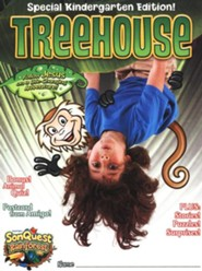 Treehouse Student Magazine, Kindergarten , Ages 5 to 6