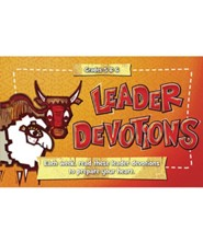 Buzz: Grades 5 & 6 Whozit? Leader Devotions, Winter 2018-19