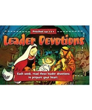 Buzz: Preschool Family Tree Leader Devotions, Winter 2018-19