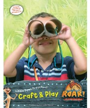 Roar: Preschool Craft and Play Leader Manual