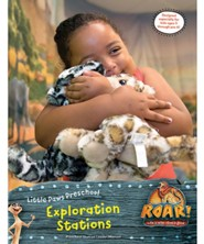 Roar: Preschool Exploration Stations Leader Manual