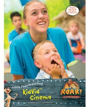 Roar: Preschool KidVid Cinema Leader Manual