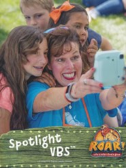 Roar: Spotlight VBS Leader Manual