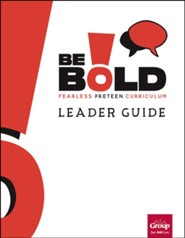 Be Bold Leader Guide, Winter 2019-20