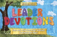 Buzz Preschool: Amen! Buzz Leader Devotions Summer 2020