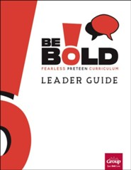 Be Bold Leader Guide, Fall 2020