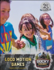 Rocky Railway: Loco Motion Games Leader Manual