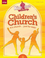 KidsOwn Worship Leader Guide, Fall 2020