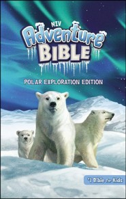 NIV Adventure Bible: Polar Exploration Edition, Hardcover