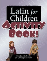 Latin for Children B Activity Book