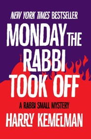 Monday the Rabbi Took Off - eBook
