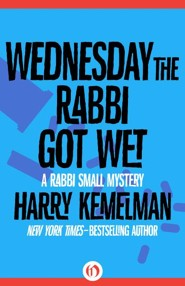 Wednesday the Rabbi Got Wet - eBook