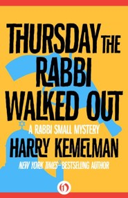 Thursday the Rabbi Walked Out - eBook