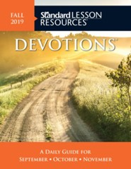 Standard Lesson Resources: Devotions, Fall 2019