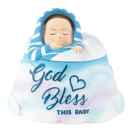 God Bless This Baby, Boy, Keepsake Box