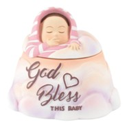 God Bless This Baby, Girl, Keepsake Box