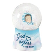 God Bless This Baby, Boy, Water Globe