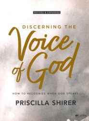 Discerning the Voice of God, DVD Set, Revised: How to Recognize When God Speaks