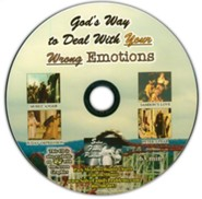 God's Way to Deal With Your Wrong Emotions Audio CD