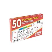 50 Playing Card Activities Cards