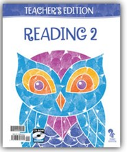 Reading 2 Teacher's Edition (3rd Edition; 2 Volumes & CD with Assessment & Key)